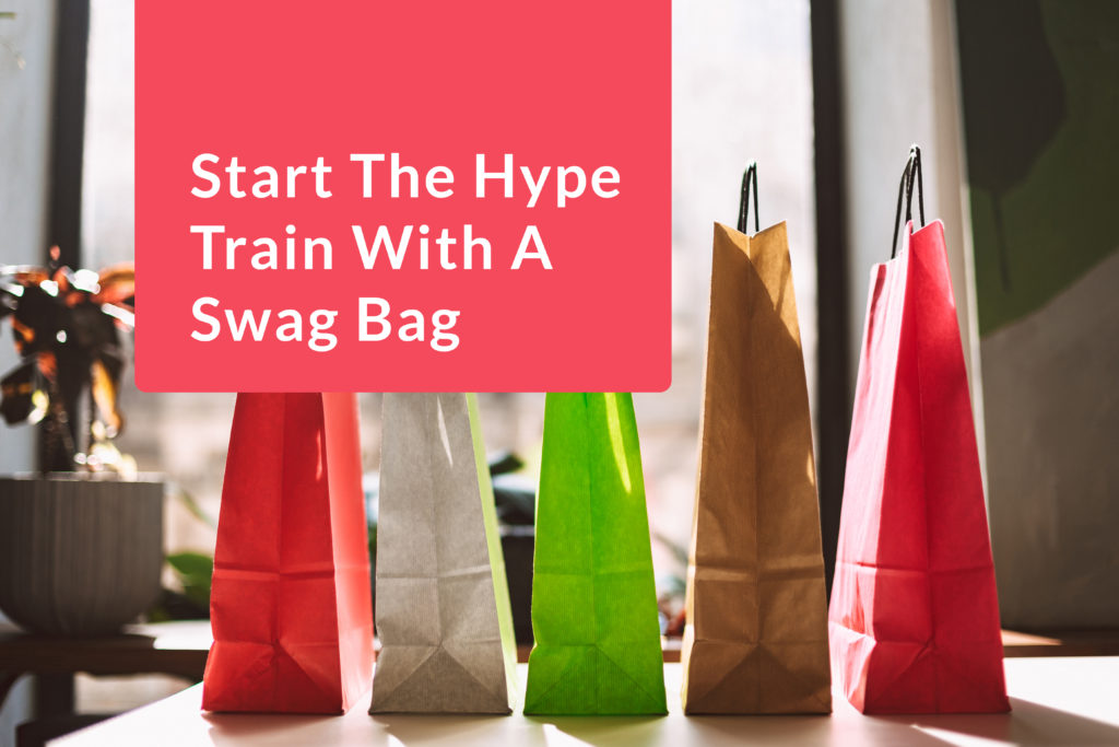 Sending Swag Is A Great Way To Hype Up Your Virtual Conference