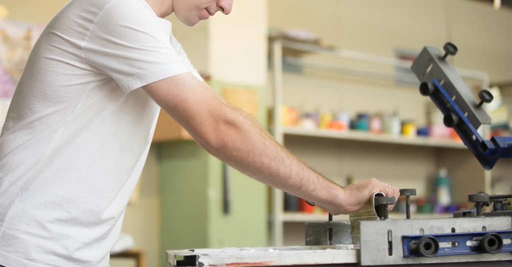 These Items Are Required When Screen Printing Apparel
