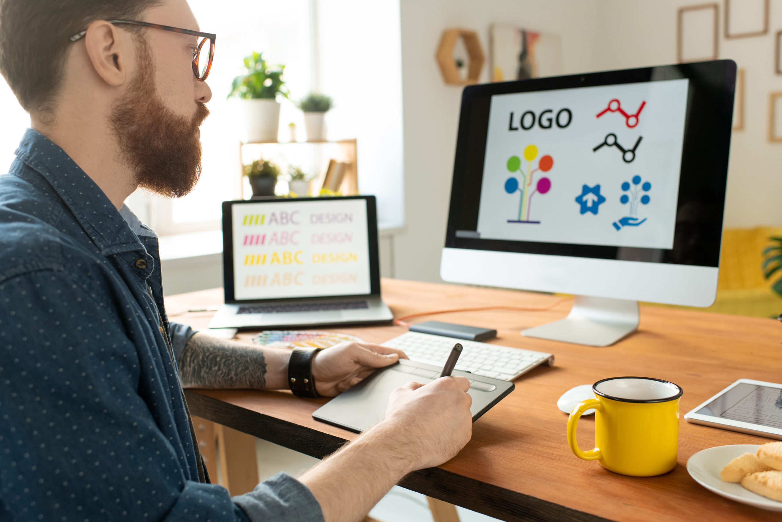 Discover how to design the perfect logo with ATS Graphics!